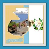 Central America Mapped - Guatemala