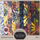 Black Light Papers & Big Flower Frenzy Mega Bundle