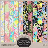 Big Flower Frenzy - Bundle