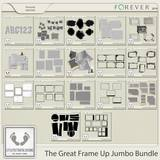 The Great Frame Up Jumbo Bundle