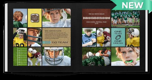 American Football Photo Book