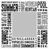 4 Seasons - Summer Subway Art Canvas