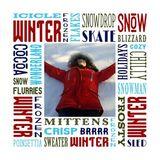 4 Seasons - Winter Subway Art Canvas