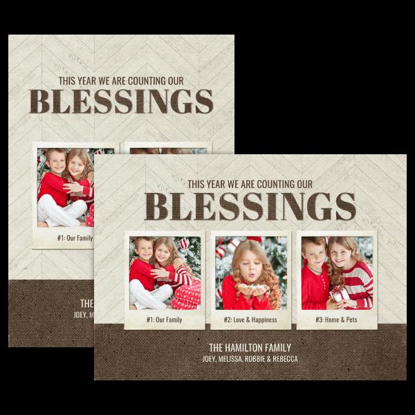 Blessings Card