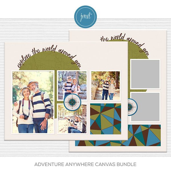 Adventure Anywhere Canvas Bundle