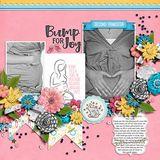 Bump To Baby Girl