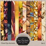 Close-ups Autumn - Sets 1-4