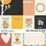 Owl You Need Is Love Cards