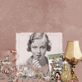 Memory Hoarders - Dressing Table Finds Photo Masks