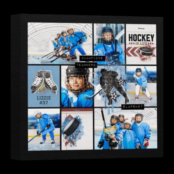 Hockey Canvas