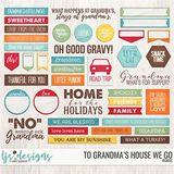 To Grandma's House We Go Words