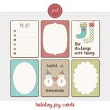 Holiday Joy Cards