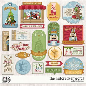 The Nutcracker Words