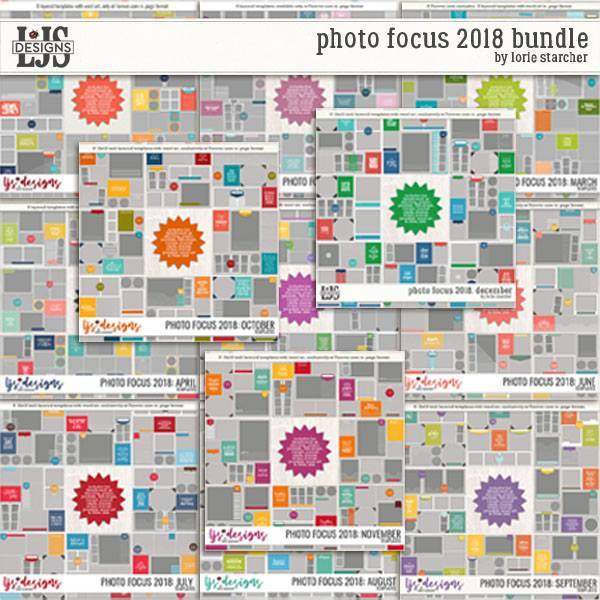 Photo Focus 2018 - Bundle