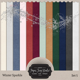 Winter Sparkle - Sets 1-8
