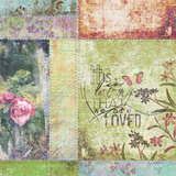 Stitched Botanicals 1 Paper Pak