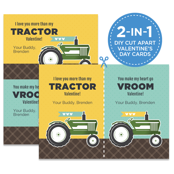 More Than My Tractor Card