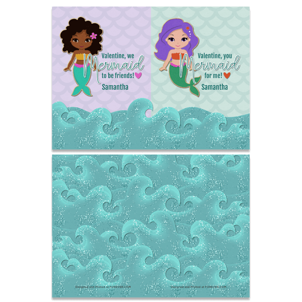 Mermaid to be Friends