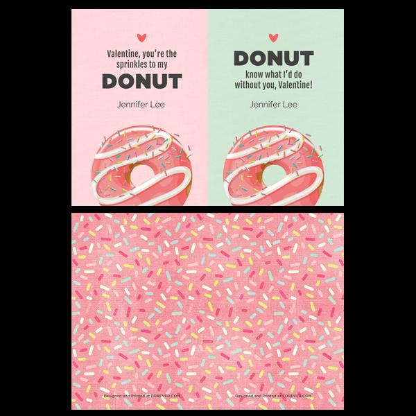Sprinkles to My Donut