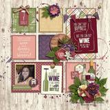 Wine A Little, Laugh A Lot Cards