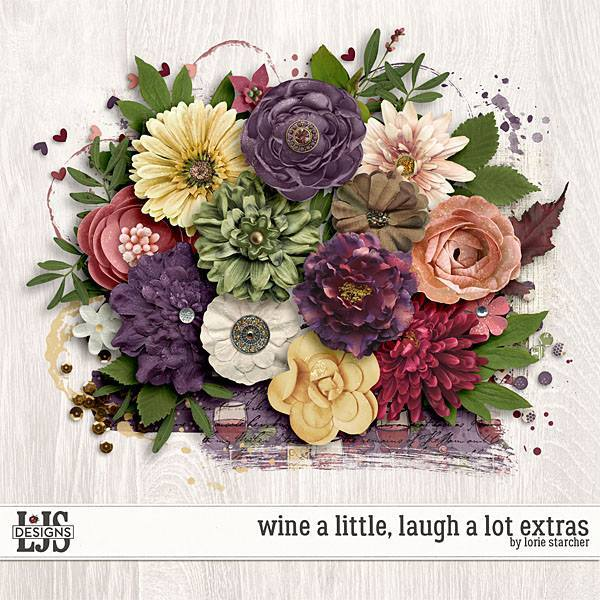 Wine A Little, Laugh A Lot Extras