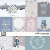 Cold Snap - Cards