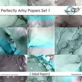 Perfectly Artsy Papers Set 1