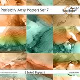 Perfectly Artsy Papers Set 7