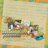 Love Is... Predesigned Pages - Set 1