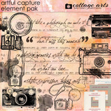 Artful Capture Element Pak