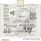 A Bright Sunny Day Jumbo Bundle