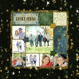 Lucky Stars Canvas