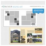 Forever Design Maps 35 12x12
