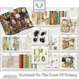 Sunbreak On The Coast Of Oregon Jumbo Bundle