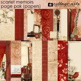 Scarlet Memoirs Collection
