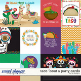 Taco 'Bout A Party Cards