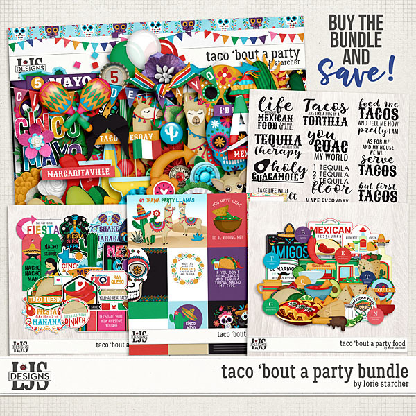 Taco 'Bout A Party Bundle