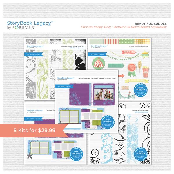 Beautiful StoryBook Legacy™ Bundle