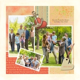 Better Together Pre-designed Book 12x12