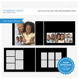 Photo Gallery StoryBook Legacy™ Bundle