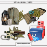 Let's Go Camping Clusters