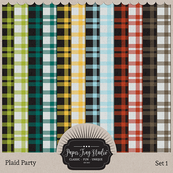 Plaid Party 1