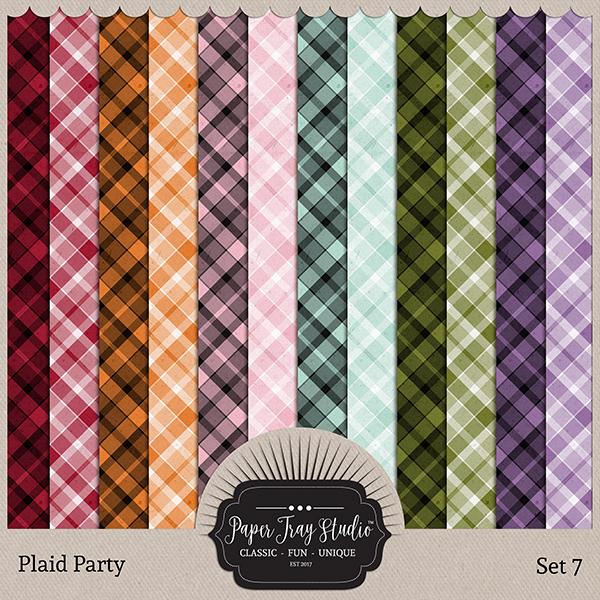 Plaid Party 7