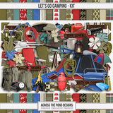 Let's Go Camping Complete Collection