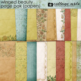 Winged Beauty Collection