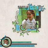 Summer Smiles Page Pak
