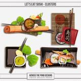 Let's Eat Sushi Bundle