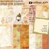 Botanical Imprints Collection