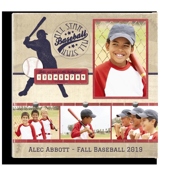 Baseball All Star Panel