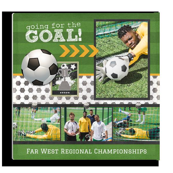 Soccer Goal Panel